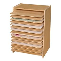 Mobile Drying & Storage Rack