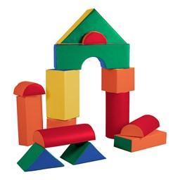 Jumbo Fun Block Set - 14 Piece Set