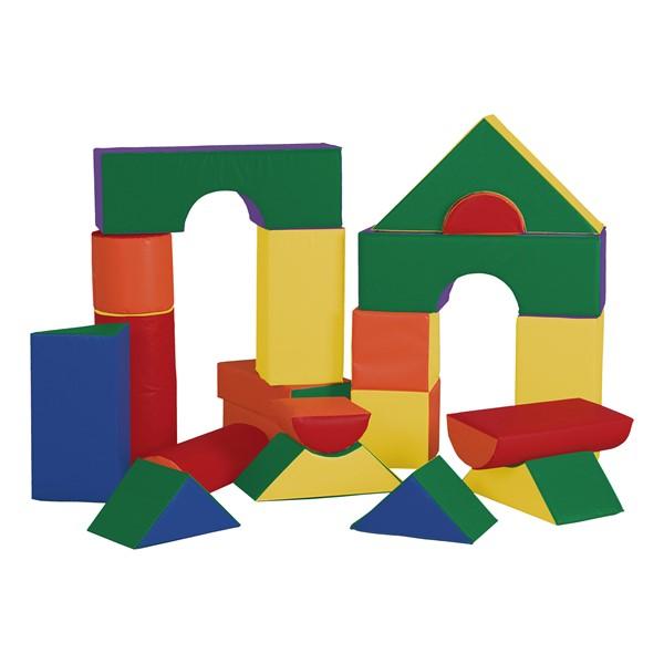 Jumbo Fun Block Set - 21 Piece Set