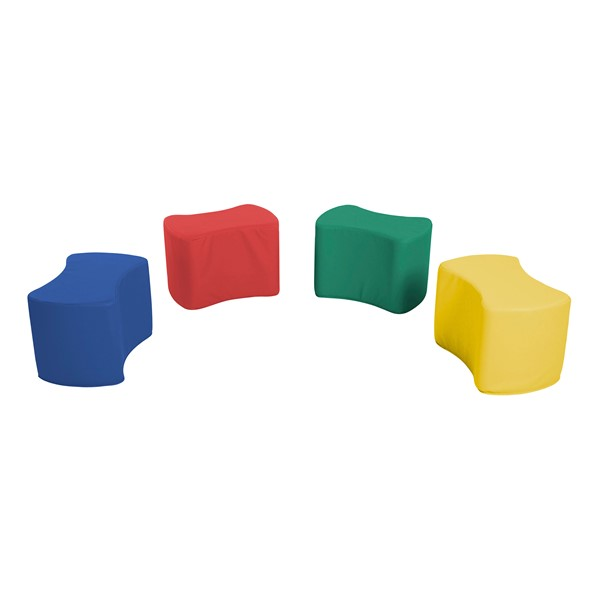 Foam Soft Seating - Bow Tie Set - Assorted