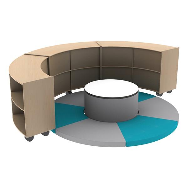 Circular Reading Center