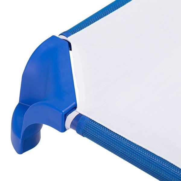 Cot Sheet - Standard - Pack of 48 - Cot w/ Cot Sheet (Cot not included)
