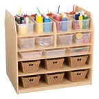 Art Supply Storage