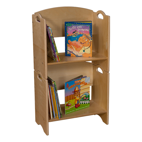 Sprogs Stackable Bookshelf At School Outfitters
