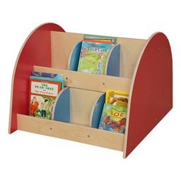 Bookcase w/ Seat Cushion