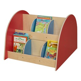 Bookcase w/ Seat Cushion