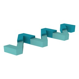 Foam Soft Seating - V Shapes
