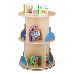Two-Shelf Book Read-A-Round