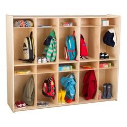 10-Section Classroom Locker
