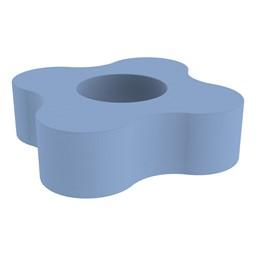 Foam Soft Seating - Four Point Gear - Powder Blue