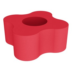 Foam Soft Seating - Four Point Gear - Red