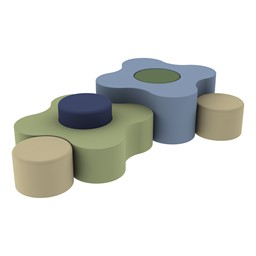 Foam Soft Seating - Four Point Gears