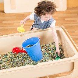 Sand & Water Table w/ Lid - Kidfetti not included
