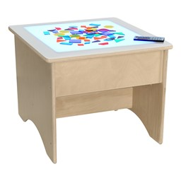 """Kids Light Table (30"""" W) (Geometric Shapes Not Included)"""