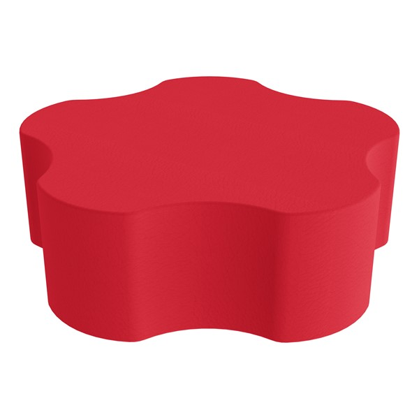 """Foam Soft Seating - Five Point Gear (12"""" H) - Red"""