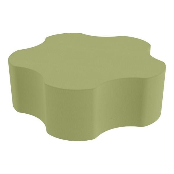 """Foam Soft Seating - Five Point Gear (12"""" H) - Fern Green"""