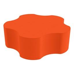 "Foam Soft Seating - Five Point Gear (12"" H) - Orange"