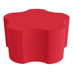 """Foam Soft Seating - Five Point Gear (16"""" H) - Red"""