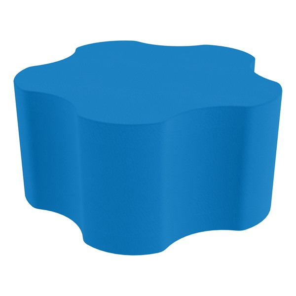 """Foam Soft Seating - Five Point Gear (16"""" H) - French Blue"""