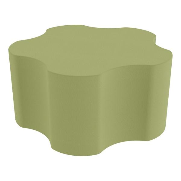"""Foam Soft Seating - Five Point Gear (16"""" H) - Fern Green"""