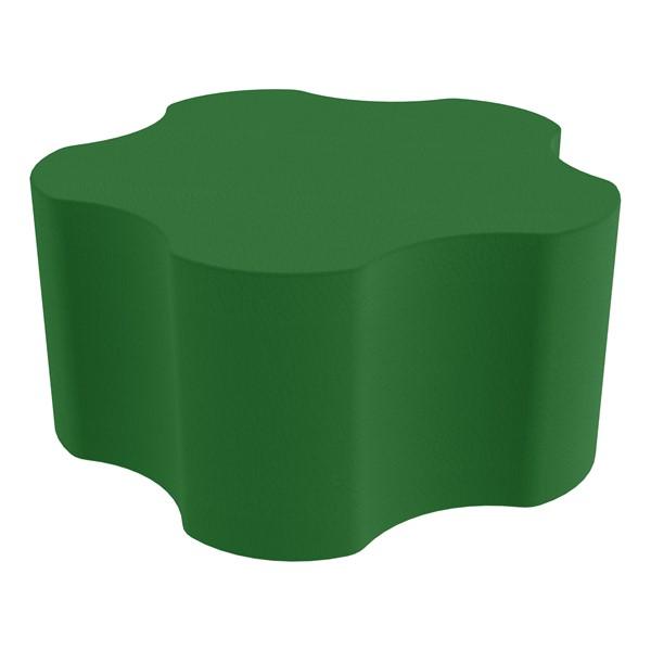 "Foam Soft Seating - Five Point Gear (16"" H) - Green"