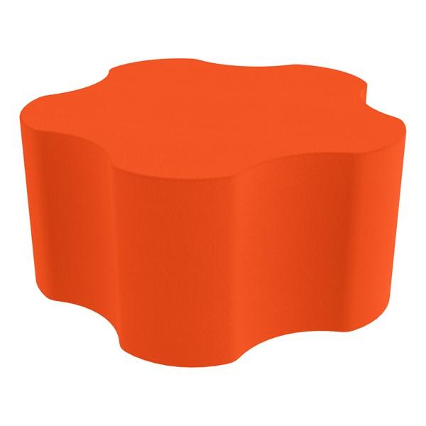 "Foam Soft Seating - Five Point Gear (16"" H) - Orange"
