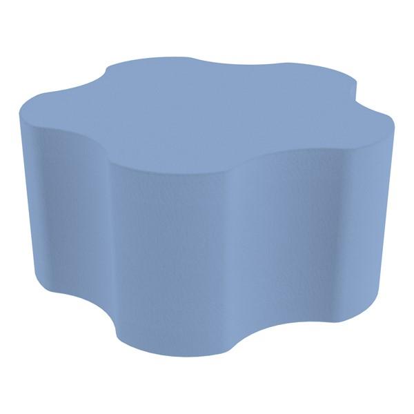 "Foam Soft Seating - Five Point Gear (16"" H) - Powder Blue"