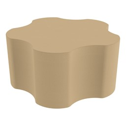 """Foam Soft Seating - Five Point Gear (16"""" H) - Sand"""