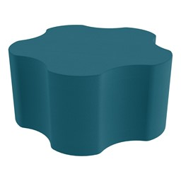 """Foam Soft Seating - Five Point Gear (16"""" H) - Teal"""