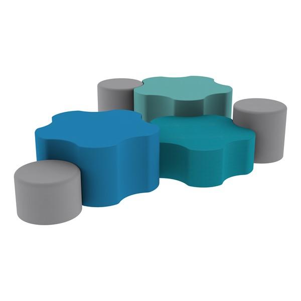 Foam Soft Seating - Five Point Gears