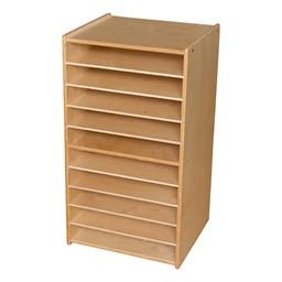 Mobile Puzzle & Paper Storage