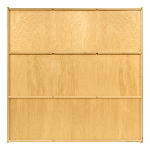 Cubby Storage Unit w/ Nine Cubbies - Back