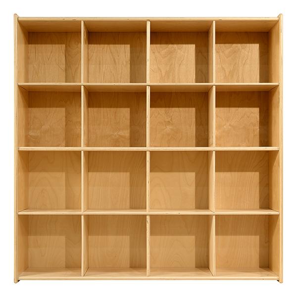 ... Cubby Storage Unit W/ 16 Cubbies ...