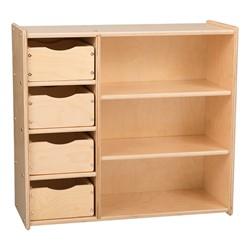 Multi-Use Storage Center w/ Drawers