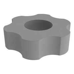 Foam Soft Seating - Six Point Gear - Dark Gray