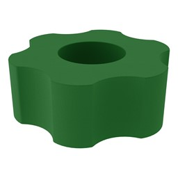 "Foam Soft Seating - Six Point Gear (16"" H)"