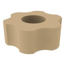 Foam Soft Seating - Six Point Gear - Sand