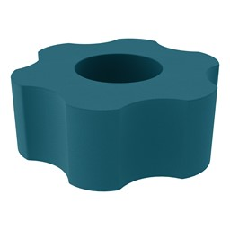 Foam Soft Seating - Six Point Gear - Teal