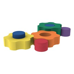 Foam Soft Seating - Six Point Gears