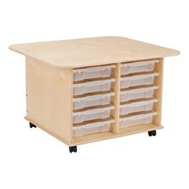 Preschool STEM Bin Table - Medium