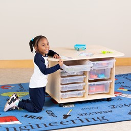 Preschool STEM Bin Table - Medium