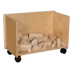 Mobile Block Cart - Blocks sold separately