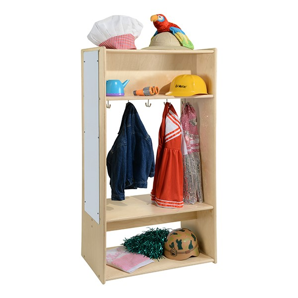Dress-Up Center w/ Mirror - Costumes not included