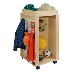 Mobile Dress Up Center - Costumes not included