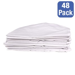 Cot Sheet - Standard - Pack of 48