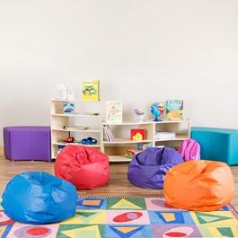 Bean Bag Classroom Set