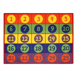 Counting Colors Rug™
