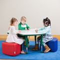 Cog Collaborative Table w/ Soft Seating
