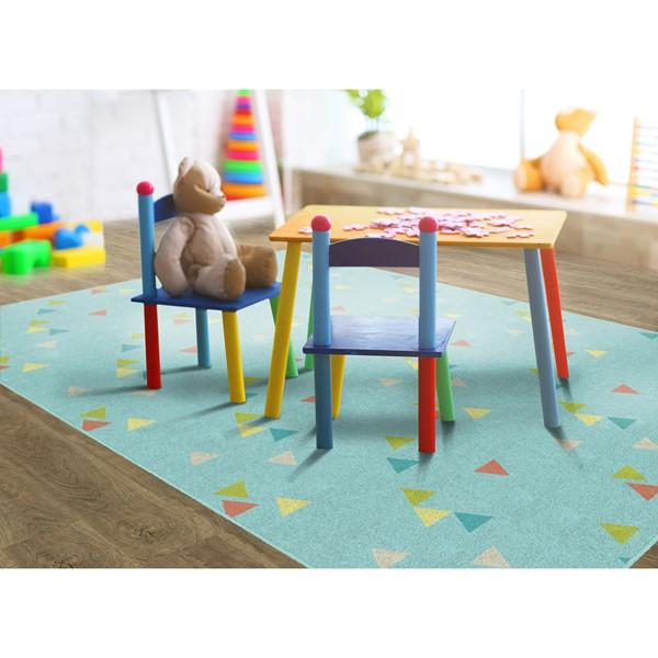 Multicolor Confetti Rug