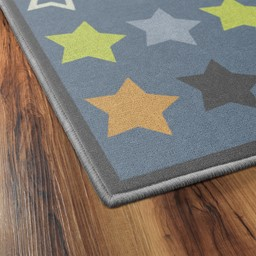 Colorful Reach for the Stars Rug